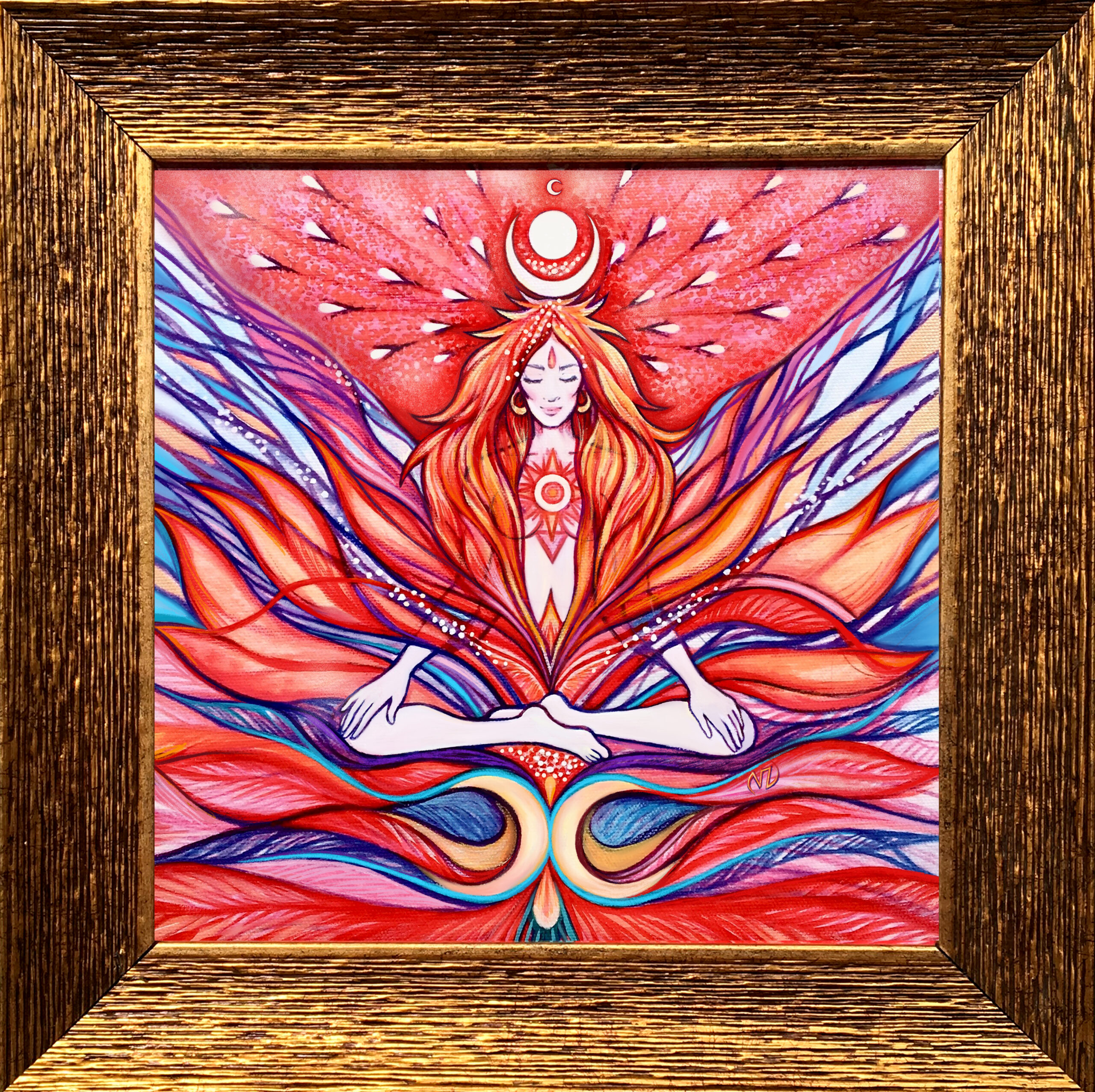 03.35x35-Lakshmi-ViorikaZagorowska-ArtForSale.fr